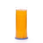 Микробраши M-желтые 100 шт