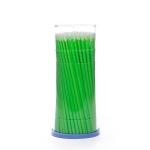 Микробраши S-зеленые 100 шт