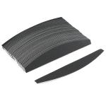Сменные файлы на основу полумесяц черный 240 гр (толстые)