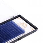 Синие ресницы Glams на ленте C - 0,15
