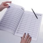 Книга для записи клиентов