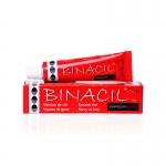 BINACIL Краска для ресниц и бровей (Иссиня-черная)