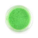 Кашемир для декора ногтей ярко-зеленый
