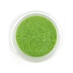 Кашемир для декора ногтей зеленый