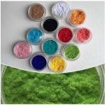 Кашемир для декора Светло-зеленый