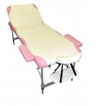 Косметический стол MONTANA молочно-розовый