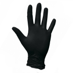 Перчатки NitriMax Черные XS