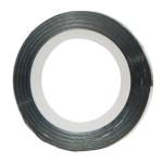 Фольга-лента серебряная узкая (1мм.)