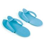 Тапочки косметические голубые