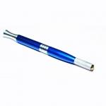Ручка для ручного татуажа синяя