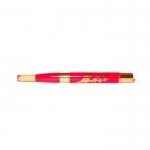 Ручка для ручного татуажа красная