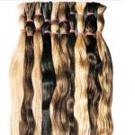 Волосы в срезах 45 см