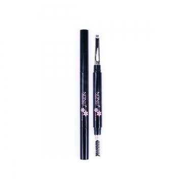 Автоматический карандаш для бровей черный