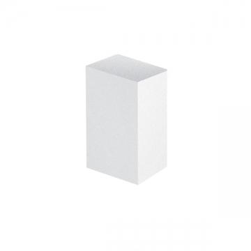 Бафик полировочный двухсторонний белый мини 240 grid