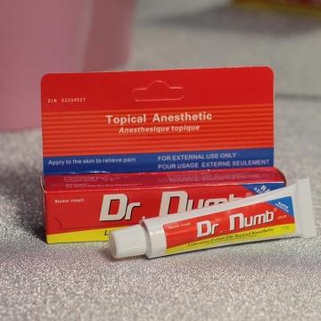 Крем-анестетик Dr. Numb
