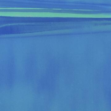Битое стекло Синее