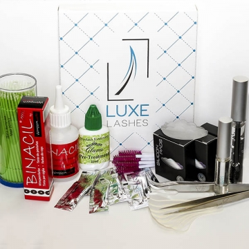 LUXE LASHES Набор для ламинирования «Профи»