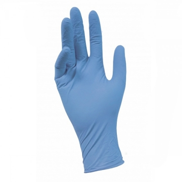 Перчатки NitriMax Голубые XS