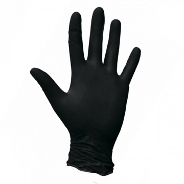 Перчатки NitriMax Черные M