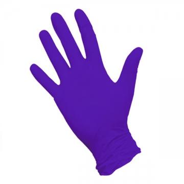 Перчатки NitriMax Фиолетовые S