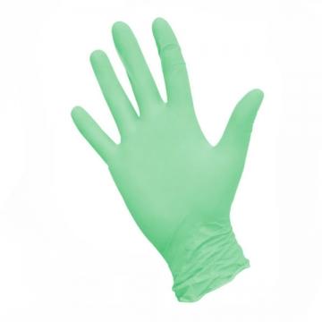 Перчатки NitriMax Зеленые S