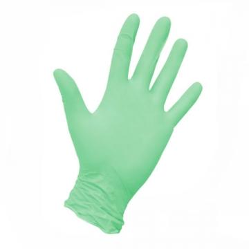 Перчатки NitriMax Зеленые XS