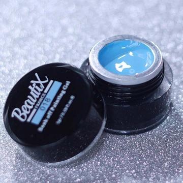 Гель краска Beautix 018