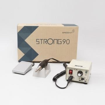 Аппарат для маникюра Strong 90 (с педалью в коробке)