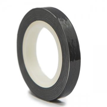 Фольга-лента черная широкая (6 мм.)