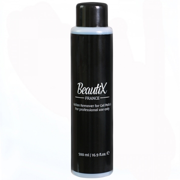 Жидкость для снятия гель лака Beautix 500ml